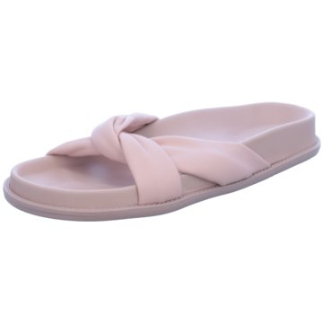Casta E Dolly Top Trends Pantoletten rosa