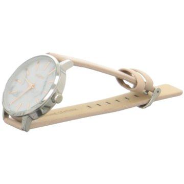 OOZOO Uhren beige