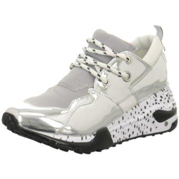 Steve Madden Sneaker Low grau