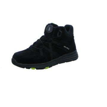 Vado Komfort Stiefel schwarz
