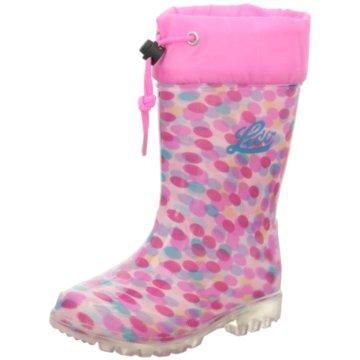 Lico Gummistiefel pink