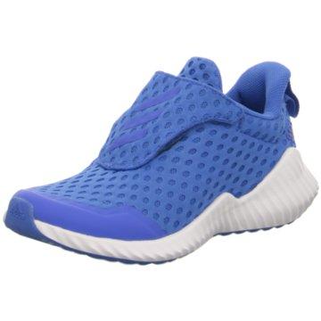 adidas SlipperFortaRun BTH Schuh - D96887 blau