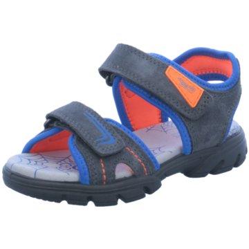Superfit Sandale grau
