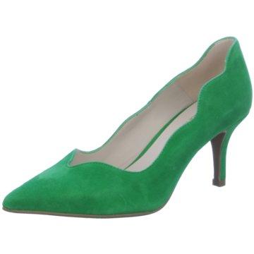 Marian Klassischer Pumps grün