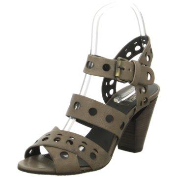 Mimmu Sandalette grau