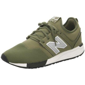 New Balance Sneaker Sports grün