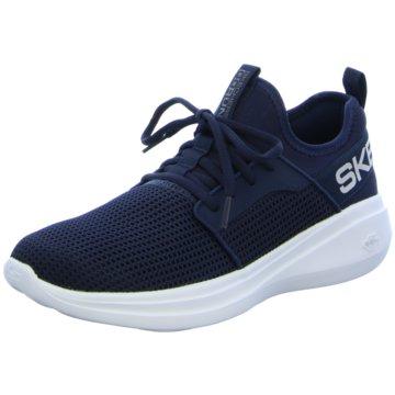 Skechers Sneaker LowGo Run Fast Valor blau