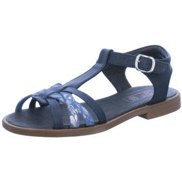 Lepi Sandale blau