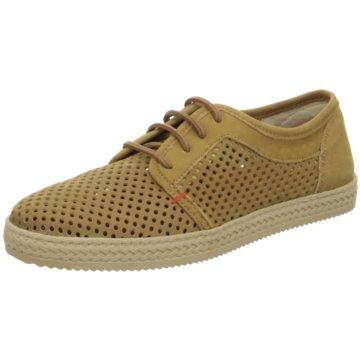 Nobrand Sneaker Low braun