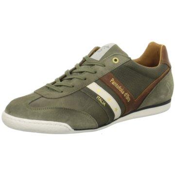 Pantofola d` Oro Sportlicher Schnürschuh grün