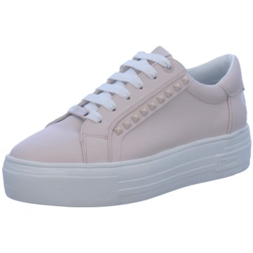 Tom Tailor Plateau Sneaker rosa