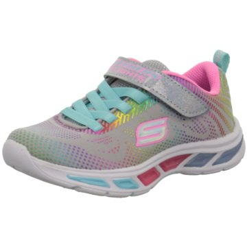 Skechers Sneaker LowS Lights Lightbeams Gleam N Dream grau