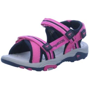 KangaROOS Sandale pink