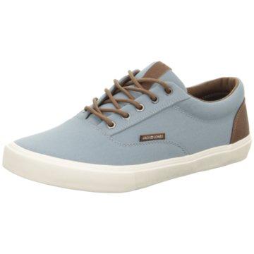 Jack & Jones Sportlicher Schnürschuh blau