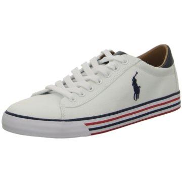 Ralph Lauren Sneaker Low weiß