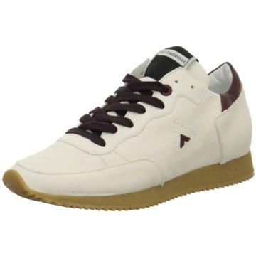 Ed Parrish Sneaker Low weiß