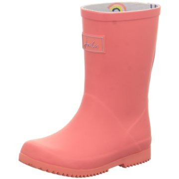 Joules Gummistiefel coral
