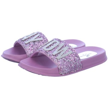 Supremo Pool Slides pink