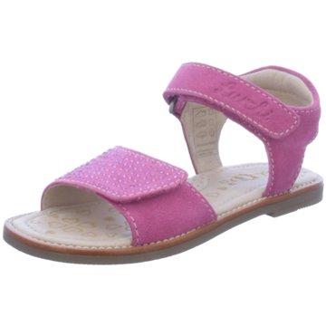 Lurchi by Salamander Offene Schuhe pink