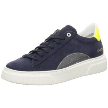 Stokton Sneaker Low blau