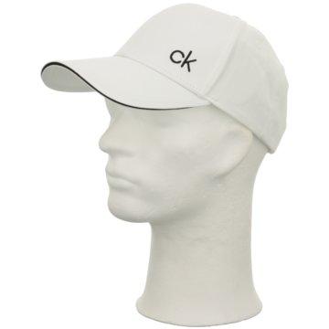 Calvin Klein Caps Herren weiß
