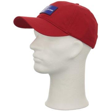 Calvin Klein Caps Herren rot