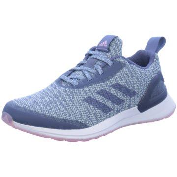 the latest f41e5 50e9e adidas Sneaker Low blau