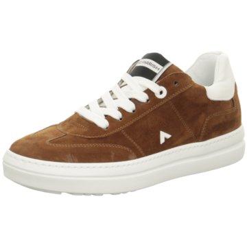 Ed Parrish Sneaker Low braun