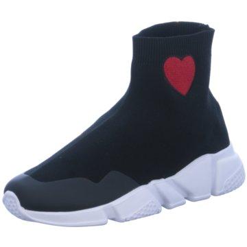 Melania Sneaker High schwarz