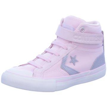 Converse Sneaker High rosa