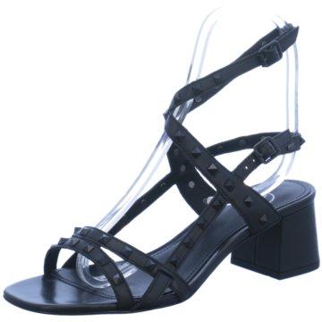 Ash Sandalette schwarz