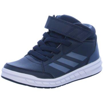 adidas KlettschuhAlta Sport Mid K blau