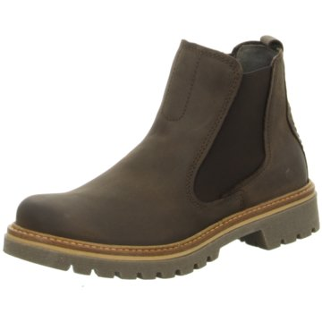 camel active Chelsea Boot braun