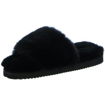 Flip-Flop Hausschuh schwarz