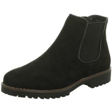 Idana Chelsea Boot schwarz
