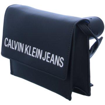 Calvin Klein Umhängetasche schwarz
