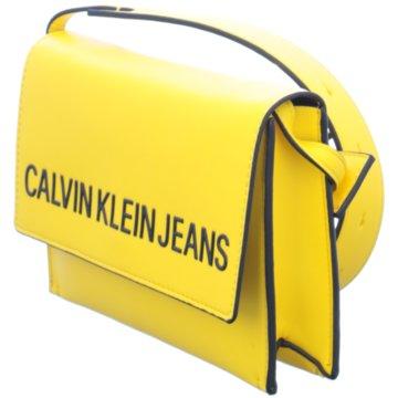 Calvin Klein Umhängetasche gelb