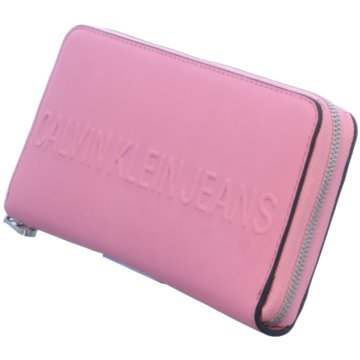 Calvin Klein Geldbörse rosa