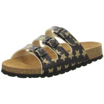 BIO POINT Offene Schuhe schwarz