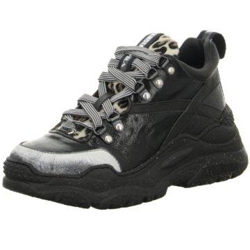 Andia Fora Sneaker schwarz