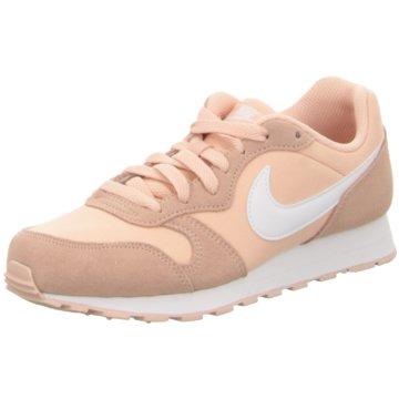 Nike Sneaker Low orange