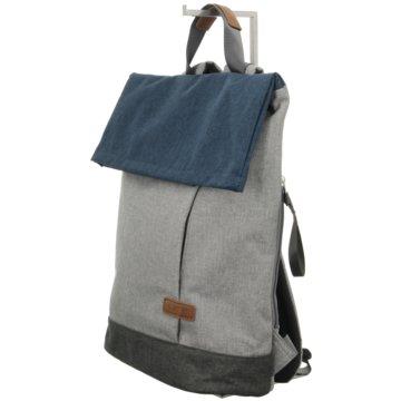 Zwei Taschen grau