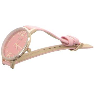 OOZOO Damenuhren rosa