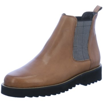 Paul Green Top Trends Stiefeletten9743 braun