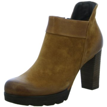 Paul Green Ankle Boot braun