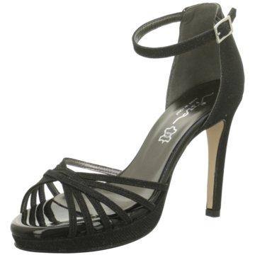 Vista Sandalette schwarz