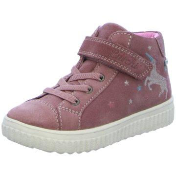 Salamander Sneaker High rosa