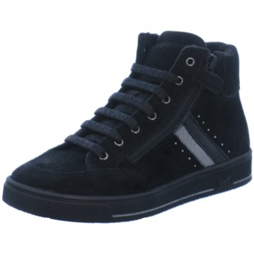 Lepi Sneaker High schwarz