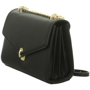 SEIDENFELT Taschen schwarz