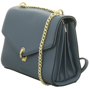 SEIDENFELT Taschen Damen blau